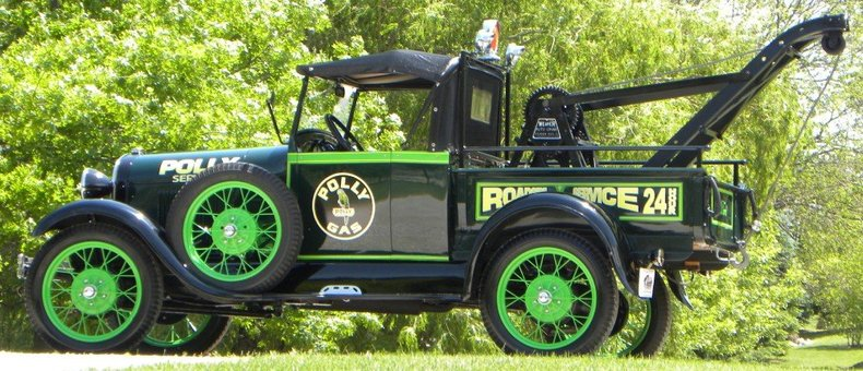 1929 Ford Model A Image 92