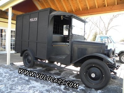 1929 Chevrolet Paddy Wagon Image 1