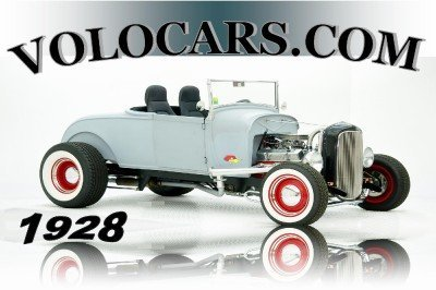 1928 Ford  Image 1
