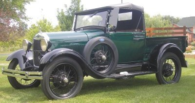 1928 Ford Pre 1950 Image 1