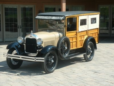 1928 Ford Model A Image 1
