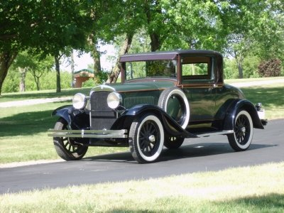1928 Plymouth Model Q Image 1