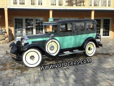 1928 Packard Model 5 26 Image 1