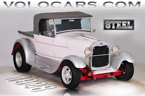 1928 Ford Pick Up Image 1