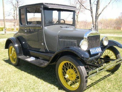 1927 Ford Pre 1950 Image 1