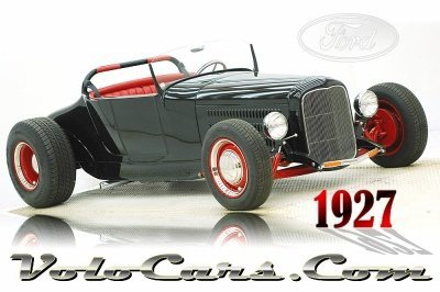 1927 Ford Pre 1950 Image 1