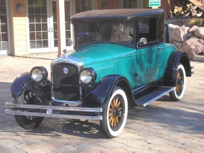 1927 Hupmobile Series A Image 1