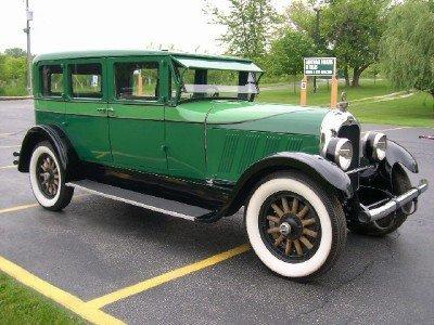 1926 Auburn Pre 1950 Image 1