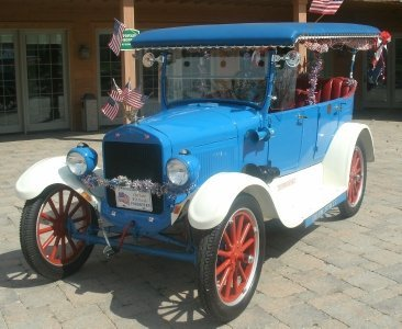 1926 Ford Model T Image 1