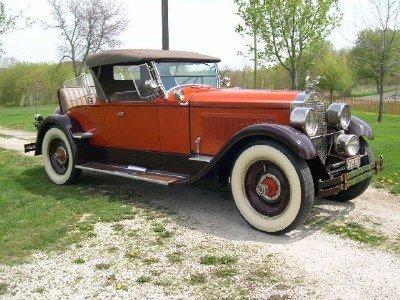 1925 Packard Pre 1950 Image 1
