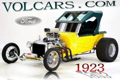 1923 Ford T