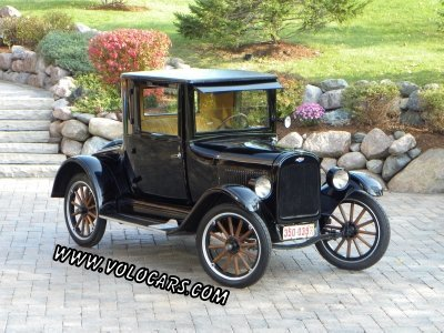 1923 Chevrolet Doctor/Utility