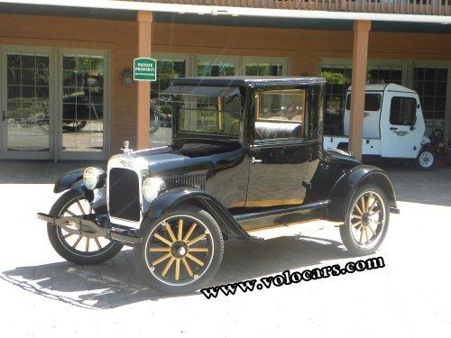 1923 Chevrolet Series B Image 1