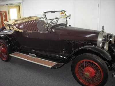 1922 Buick Model 22 Image 1