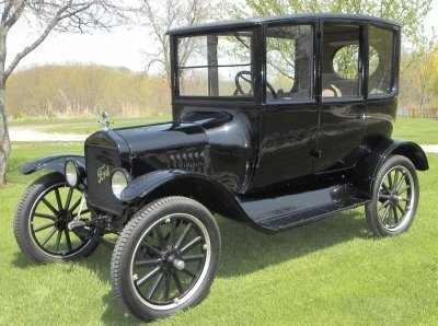 1921 Ford Model T Image 1