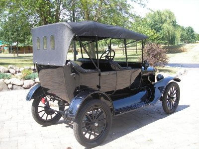 1921 Ford Pre 1950 Image 1