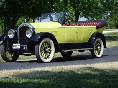 1921 Cole Aero Eight Image 1