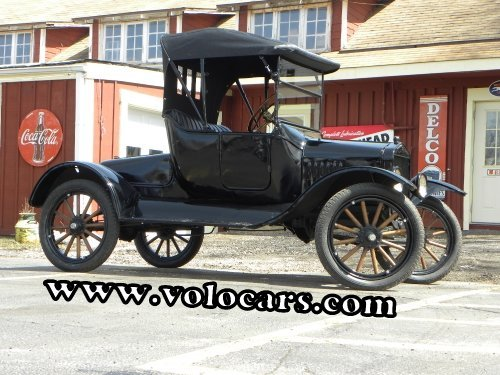 1919 Ford Model T Image 1