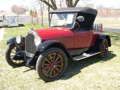 1918 Oldsmobile Pre 1950 Image 1