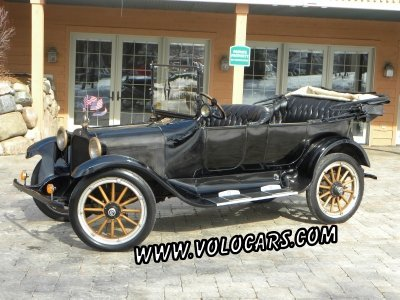 1917 Dodge Brothers Model 30