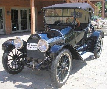 1915 Chevrolet Model H 2 Image 1