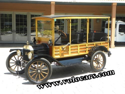 1915 Ford Model T Image 1