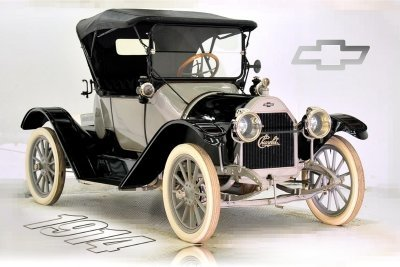 1914 Chevrolet Series H Image 1