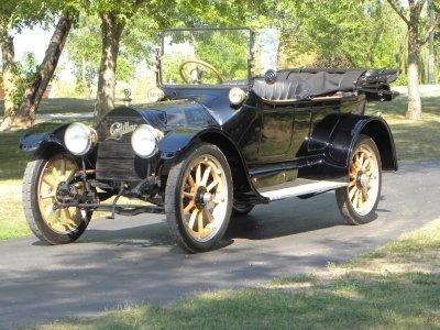 1914 Cadillac 5 Passenger Image 1