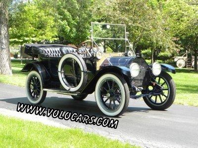 1912 Cadillac  Image 1