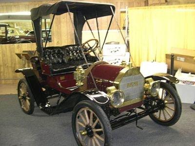 1910 Brush Model D Image 1