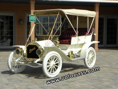 1910 Buick  Image 1