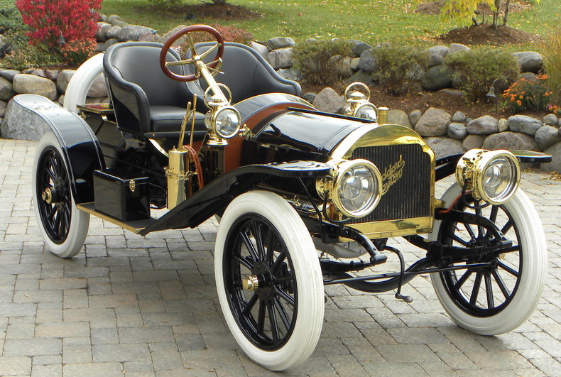 1907 Stoddard Dayton Model K Image 2