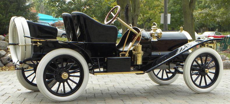 1907 Stoddard Dayton Model K Image 4