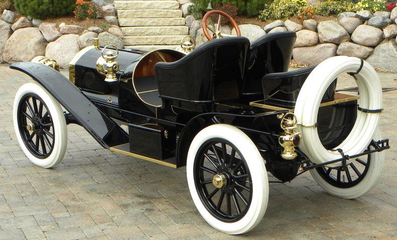 1907 Stoddard Dayton Model K Image 5