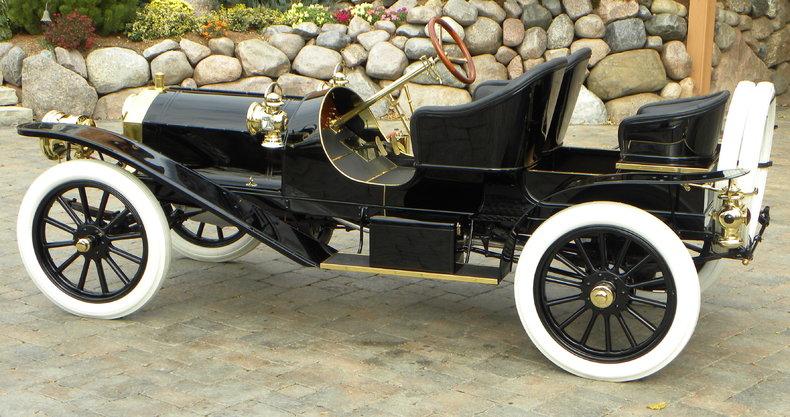1907 Stoddard Dayton Model K Image 6