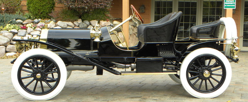 1907 Stoddard Dayton Model K Image 7