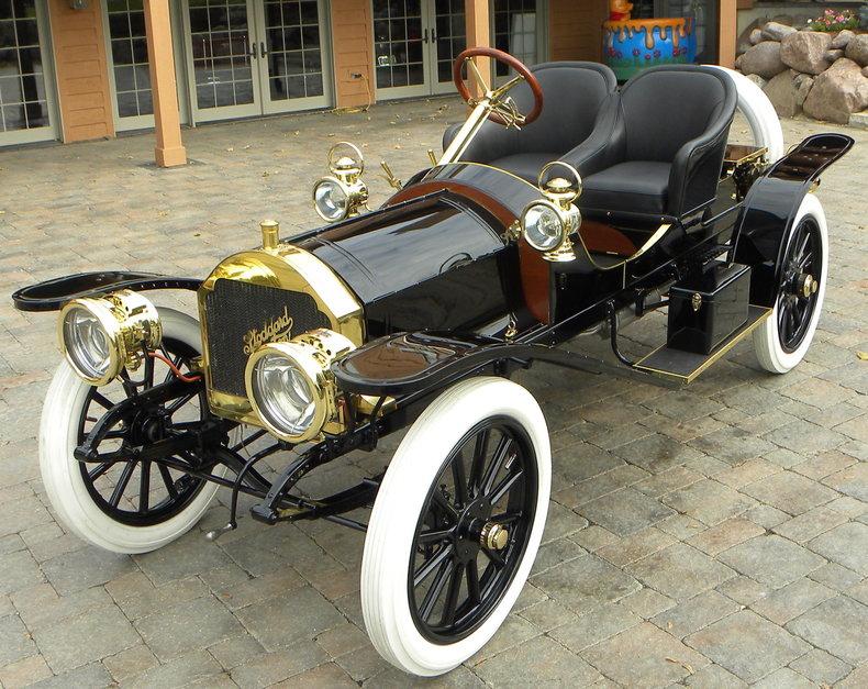 1907 Stoddard Dayton Model K Image 8