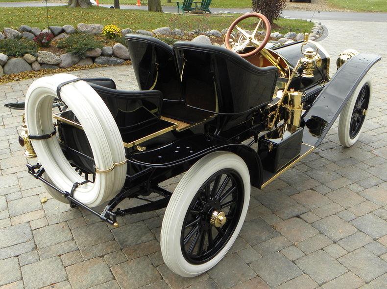 1907 Stoddard Dayton Model K Image 9