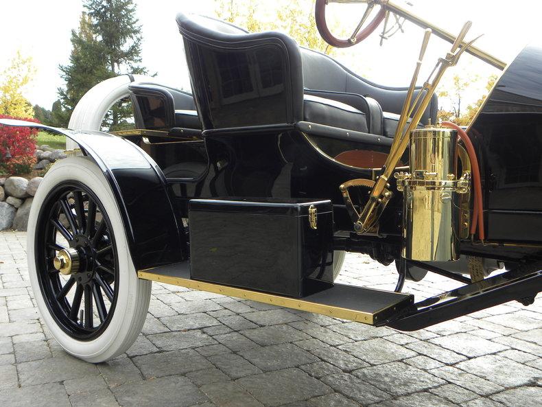 1907 Stoddard Dayton Model K Image 11