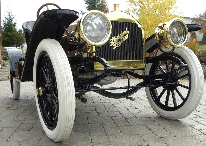 1907 Stoddard Dayton Model K Image 13