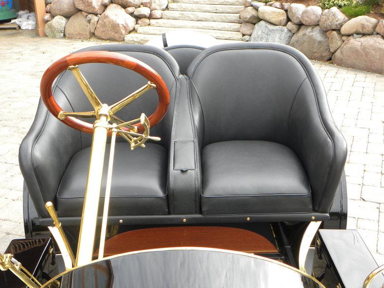 1907 Stoddard Dayton Model K Image 20