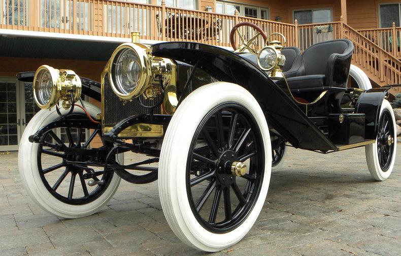 1907 Stoddard Dayton Model K Image 22