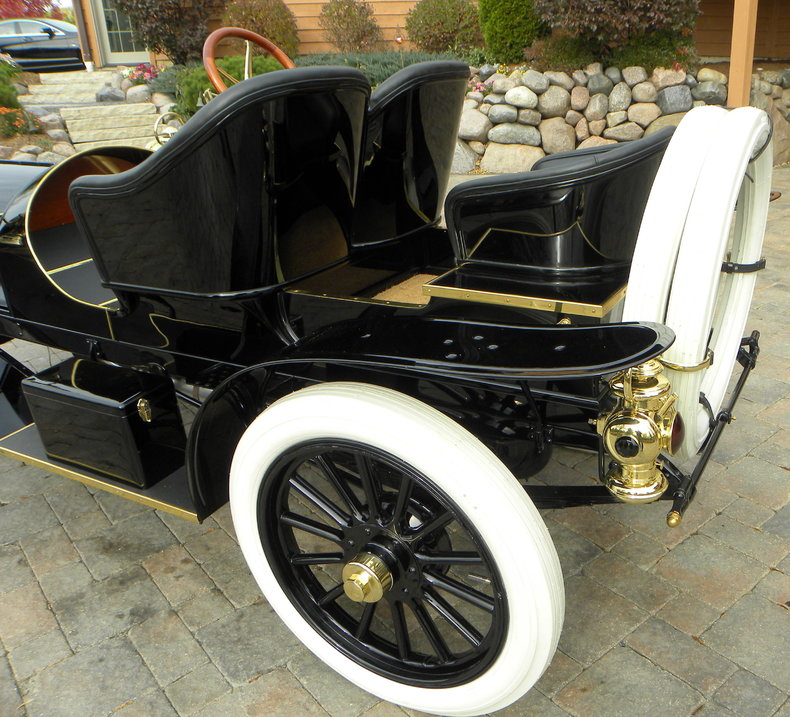 1907 Stoddard Dayton Model K Image 25