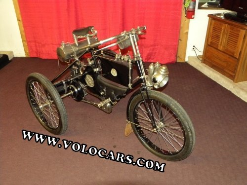 1897  Motor Tricycle Image 1