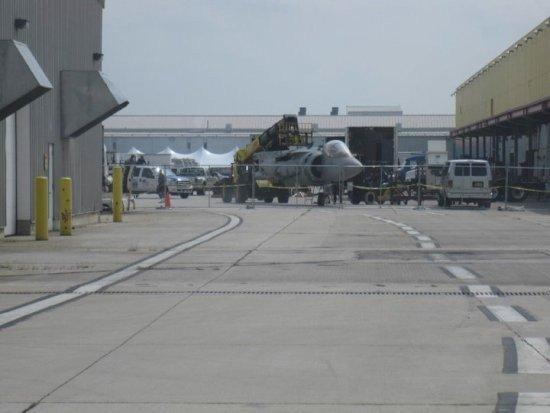 1994 Harrier Jet Image 3
