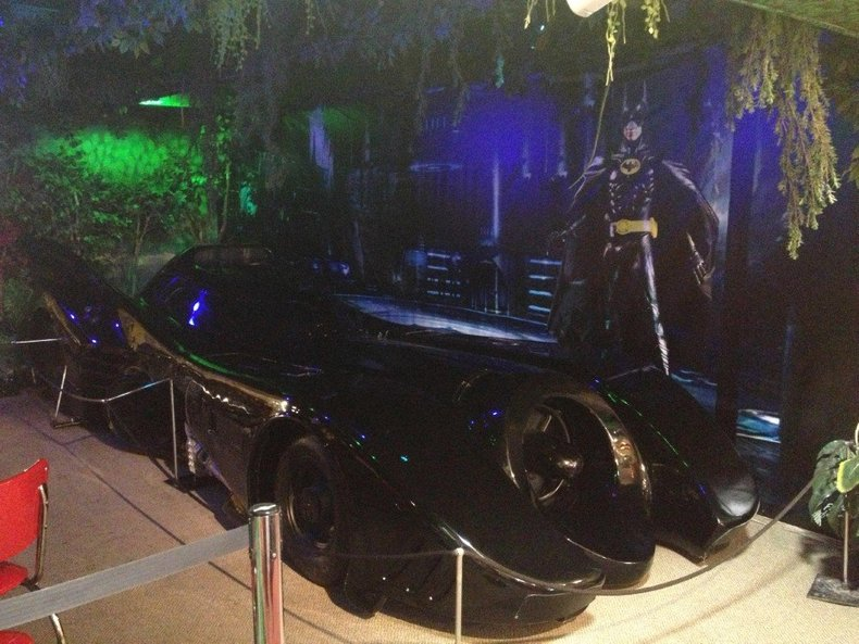 1989 Batmobile Keaton Batmobile