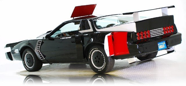 1988 Pontiac Super KITT Image 2