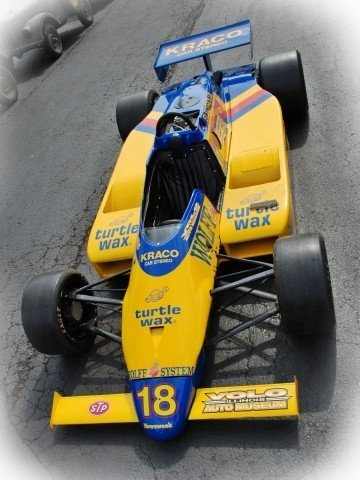 1984 March Indy Race Car Image 4