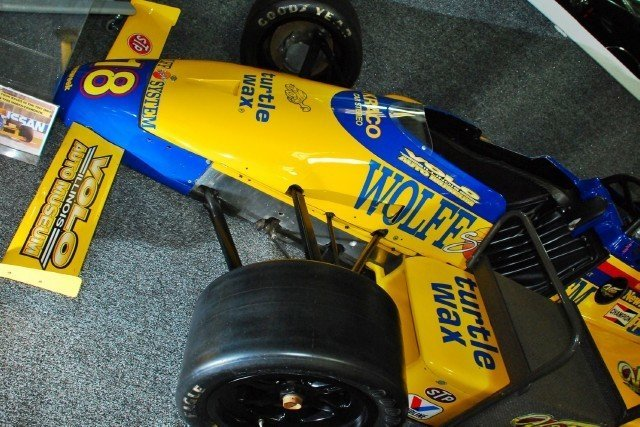 1984 March Indy Race Car Image 8