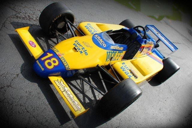 1984 March Indy Race Car Image 11